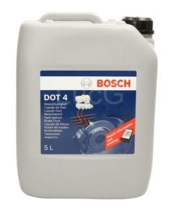 Brzdová kapalina Bosch DOT4 5L