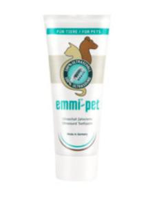 Zubní pasta Emmi-pet pro psy a kočky, 75 ml