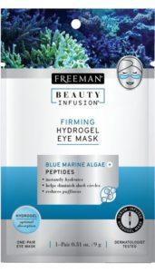 FREEMAN BI-Zpevňující hydrogelová maska pod oči mořské řasy + peptidy + sérum 9g