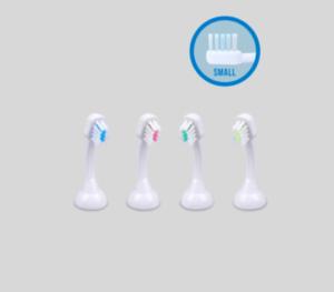 Emmi-Dent K4 čistící koncovky pro děti pro kartáčky Emmi-dent Metalic 4Ks
