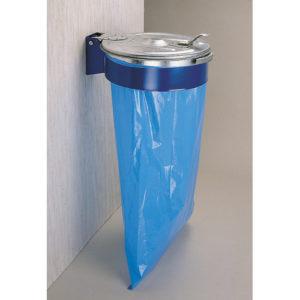 Nástěnný držák (koš) na odpadkové pytle
