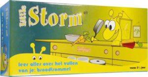 Little Storm – lunch box