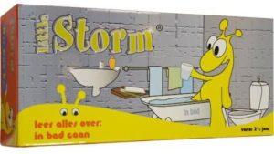 Little Storm – v koupelně