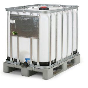 Destilovaná voda 1000 l + IBC Kontejner