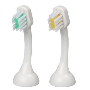 Emmi-Dent K2 čistící koncovky pro děti pro kartáčky Emmi-dent Metalic 2Ks