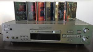 Sony MDS-JB980QS