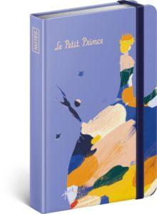 Notes Malý princ – Splash, linkovaný, 10,5 x 15,8 cm