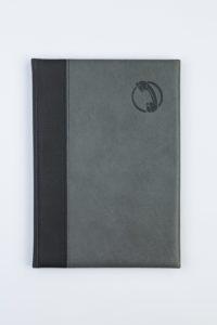 TS B5 Armonia/Fiaminga Koženka černá/šedá