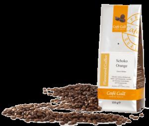 Café Cult Čokoláda s Pomerančem 250g