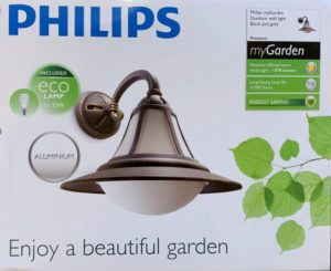 Philips myGarden PROVENCE – Venkovní Světlo (152114216)