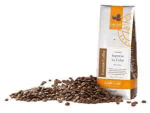 Café Cult Colombia Supremo La Ceiba 1kg zrnková káva
