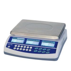 TSCALE QTP, 6/15kg, 300mmx230mm