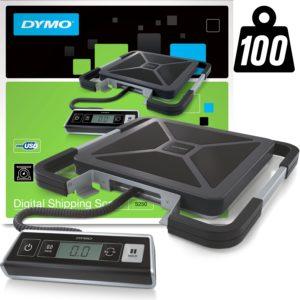 Balíková váha Dymo S100, do 100kg (100g)