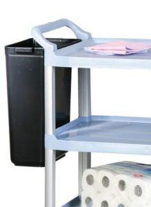 AllServices 403058 Závěsný koš pro servisní úklidový vozík