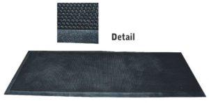 AllServices Rohožka gumová PIN MAT 45 x 75 cm černá