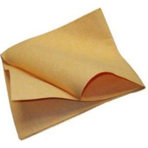 AllServices Hadr na podlahu Petr, oranžový 60 x 70 cm, 1 ks
