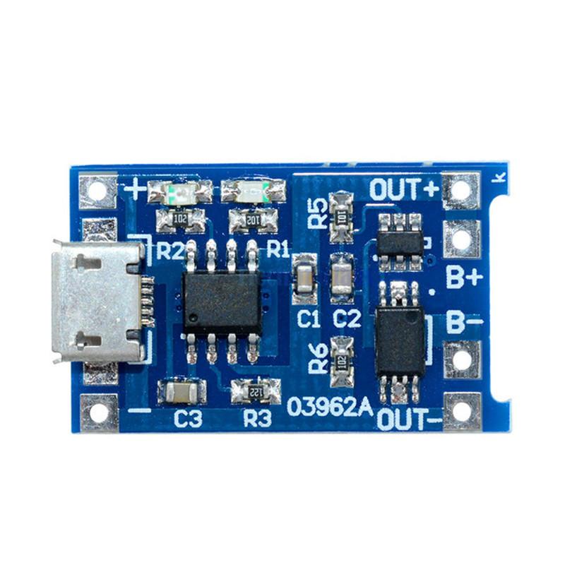 Nabíjecí modul TP4056 1S 1A