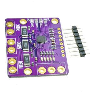 Senzor napětí a proudu INA3221