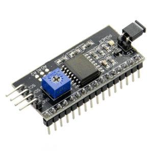 Převodník I2C / IIC pro znakové displeje