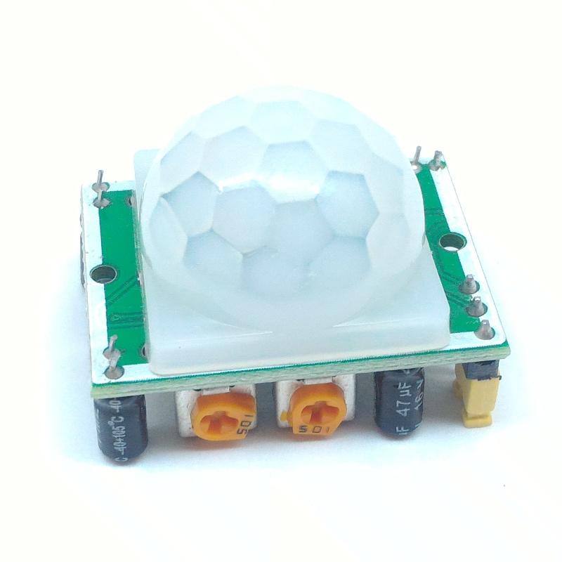 Senzor pohybu PIR HC-SR-501