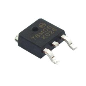 Stabilizátor napětí 78M05