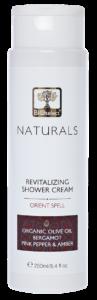 Revitalizační sprchový krém ORIENT SPELL 250ml BIOselect® NATURALS