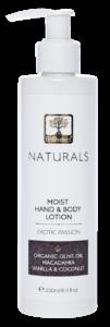 Tělové mléko na tělo i ruce EXOTIC PASSION 250ml BIOselect® NATURALS