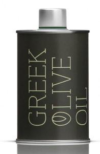 Kopos extra panenský olivový olej Koroneiki 250ml v plechovce Andriotis