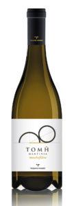 Bílé suché víno TOMI Moschofilero 2018 P.G.I. Mantinia TROUPIS