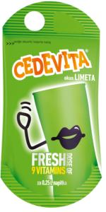 Cedevita limetka 19g (Gastro)