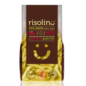 RISOLINO rýžové těstoviny penne 300 g