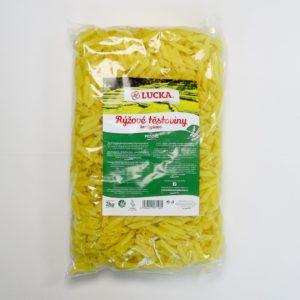 RISOLINO rýžové těstoviny penne 2 kg