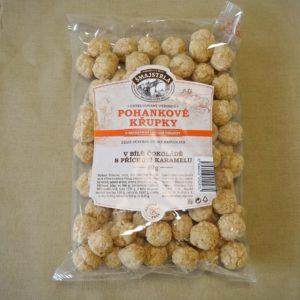 Pohankové křupky karamelové Šmajstrla 60 g