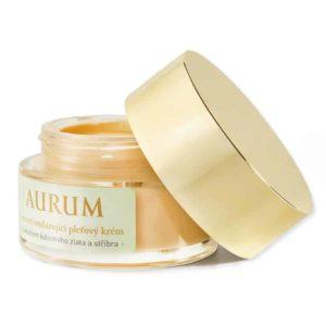 Pleťový krém Aurum – 50 ml