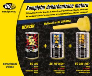 BG6567 Dekarbonizační set – benzín