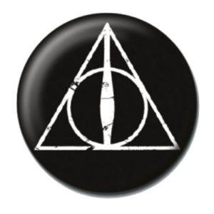 Odznak Harry Potter – Relikvie smrti