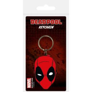 Klíčenka Deadpool – Face