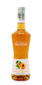Monin Apricot Brandy 20% 0,7 l