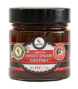 Sweet onion chutney