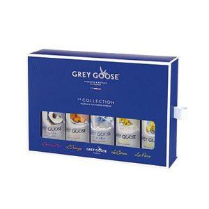 Grey Goose La Collection 5×50 ml