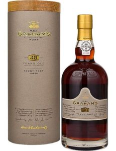Graham's Port 40year old 0,7 l