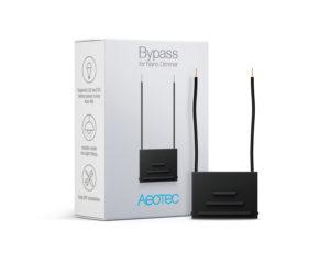 AEOTEC Bypass pre Nano Stmievač