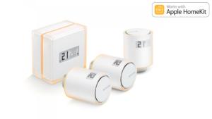 Netatmo Termostat + 3 radiátorové hlavice