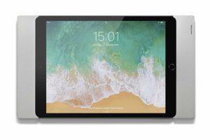 sDock Fix A10 ( strieborná ) – Nástenný držiak pre iPad