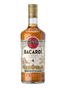 Bacardi Anejo Cuatro 0,7 l