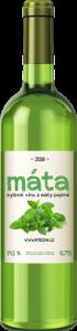 Mátové víno
