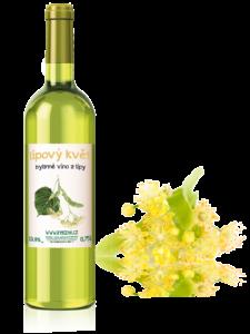Víno z květů lípy