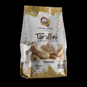 TARALLINI CASERECCI 200 g
