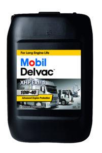 Mobil delvac xhp extra 10w40 (208l)