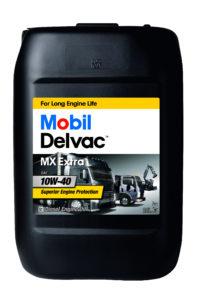Mobil delvac mx extra10w40 (208l)